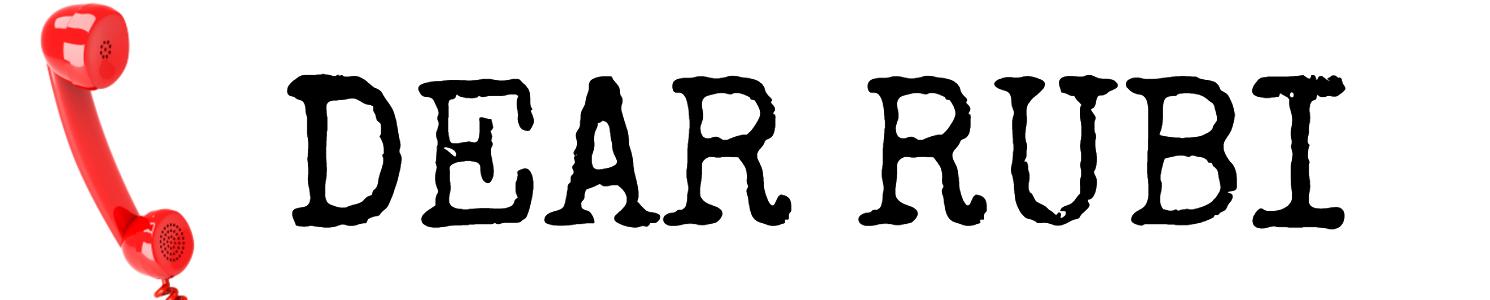 Logo for Dear Rubi